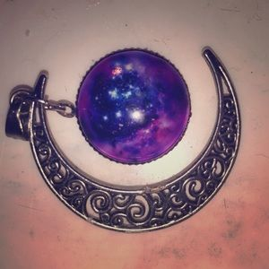 Moon universe charm